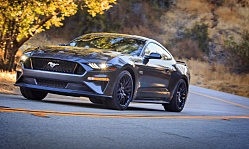 2018 Ford Mustang: Performance is the Core